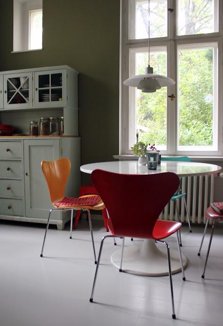 anneliwest berlin lackierte holzdielen. Black Bedroom Furniture Sets. Home Design Ideas
