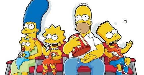 Immagini Da Colorare Simpson: Girotondo Di Bimbi: Disegni Simpson Da Colorare