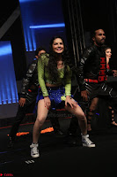 Sunny Leone Dancing on stage At Rogue Movie Audio Music Launch ~  127.JPG