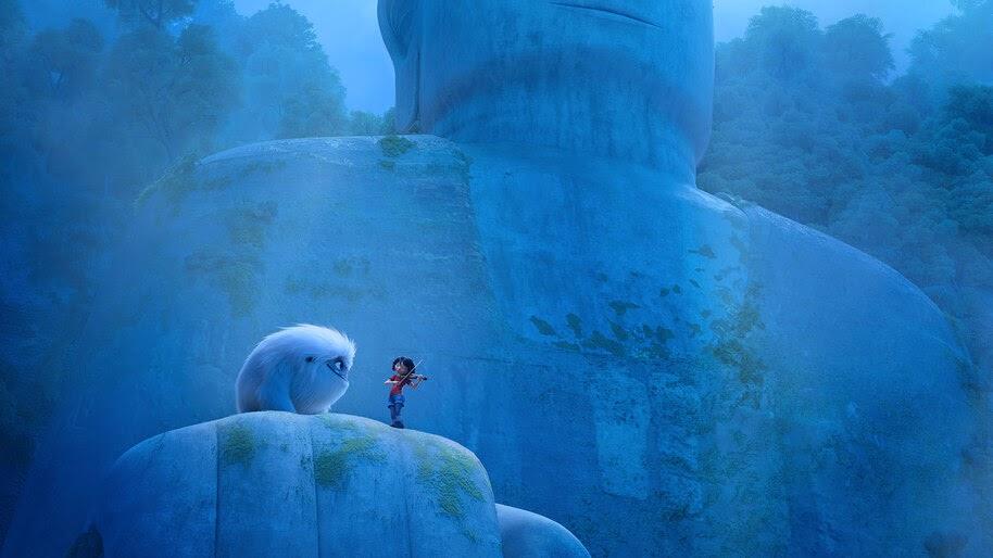 Abominable, 2019, Animation, Movie, 4K, #5.867