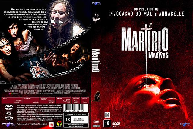 Martírio DVD-R
