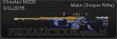 Cheytac M200 GSL2016