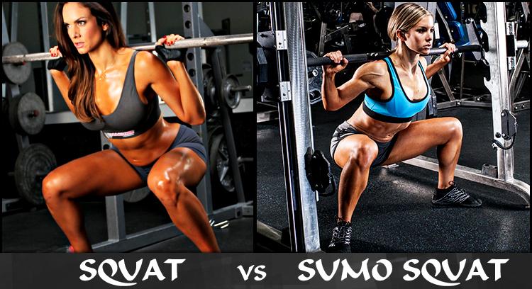 Jak ujędrnić POŚLADKI - wybrać squat czy sumo squat