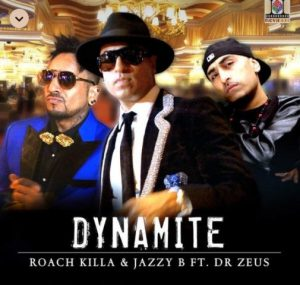 Dynamite – Jazzy B (2016)