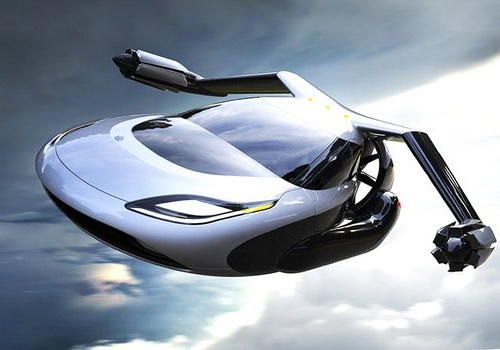 Tinuku Geely acquires Terrafugia flying car startup