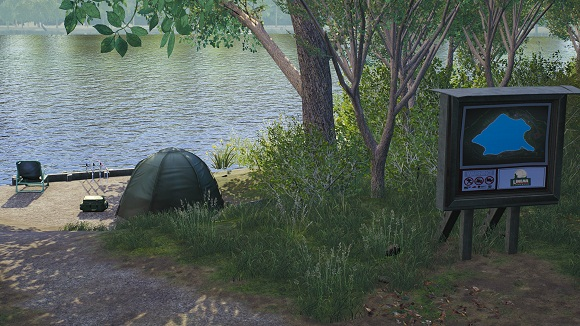 Euro Fishing Manor Farm Lake PC Full Version Screenshot 3