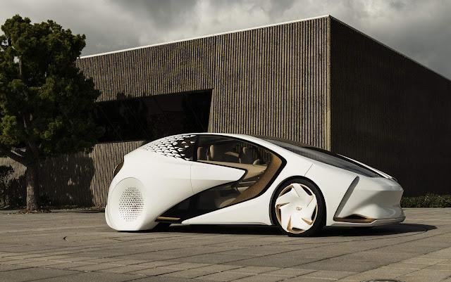 Toyota i-Concept