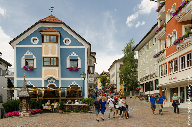 Viaje a Dolomitas Ortisei