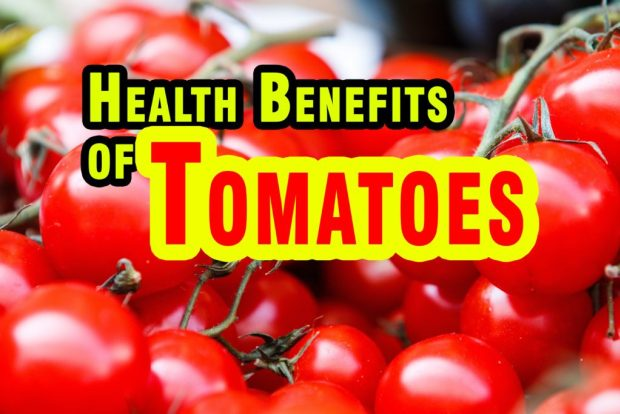 Interesting Health Benefits Of Tomatoes