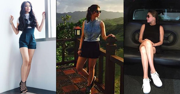 Who Among These Celebrities Have The Best Legs? Be The Judge!