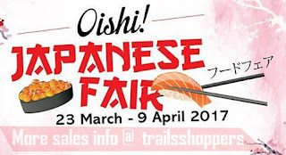 Japanese Fair at Village Grocer Stores 2017