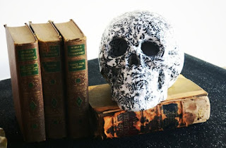 Decorate The Skull For Halloween