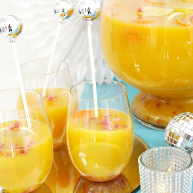 Sparkling Citrus Holiday Sangria Recipe