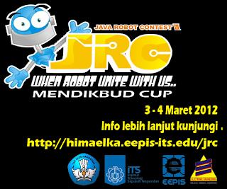 Java Robot Contest III Kompetisi Robot Tingkat Nasional