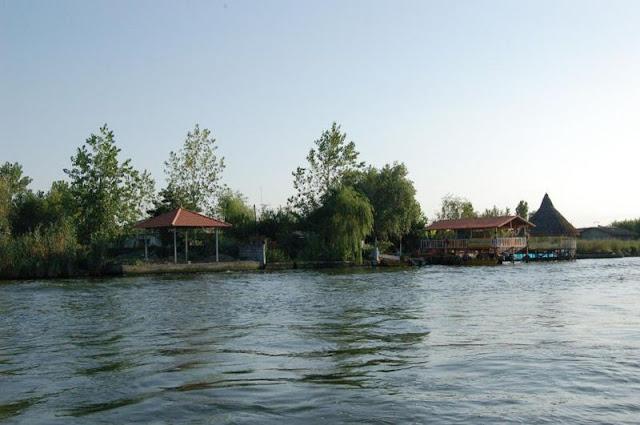 La laguna de Anzali