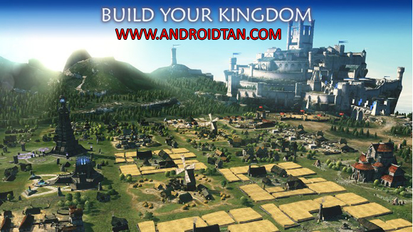 Dawn Of Titans Mod Apk + Data Free Shopping