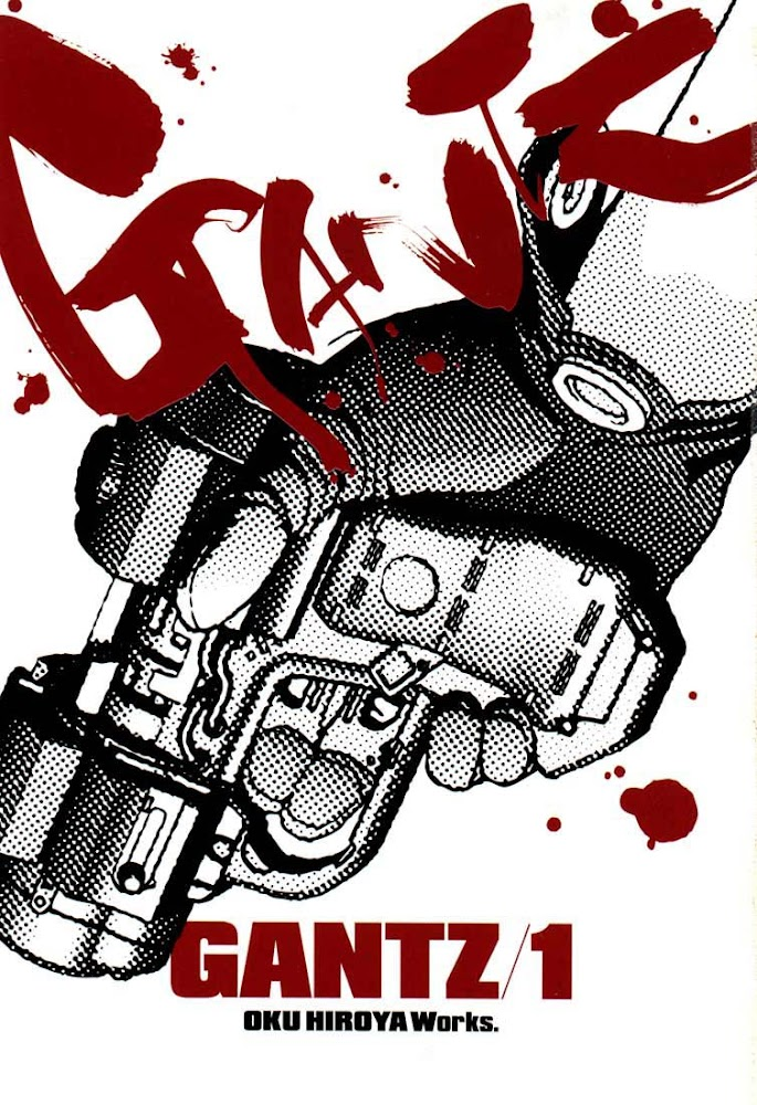 Gantz Chap 01: Tai nạn trang 3