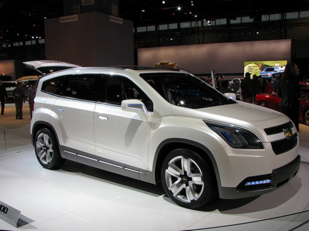 Chevrolet Orlando HD 2013 Gallery Cars Prices, Wallpaper