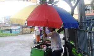 Manfaat Payung Tenda Bagi Usaha Kaki Lima