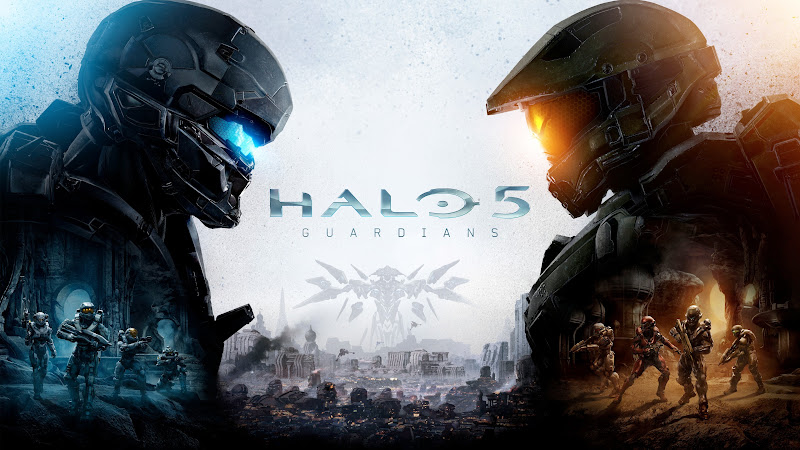 Halo 5 Guardians HD