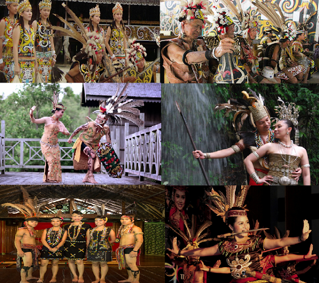 Etimologi, Asal Mula dan Pengelompokan Suku Dayak
