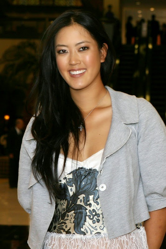 The Latest Celebrity Picture Michelle Wie
