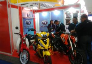 Demak Produsen Motor Asal Malaysia Perkenalkan Produknya di Indonesia
