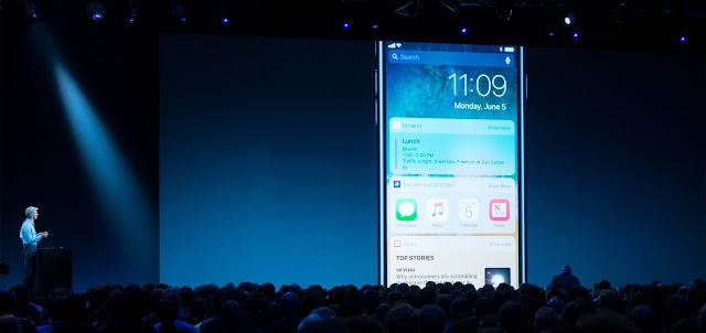 شاهد كيف سيبدو IOS 11 في هاتف أيفون 8 الجديد