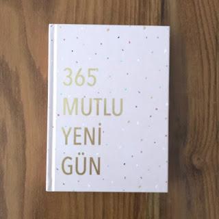 365 Mutlu Yeni Gun - #bikutumutluluk 2016