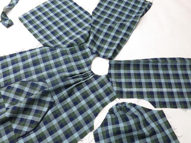 costura paso a paso blusa infantil