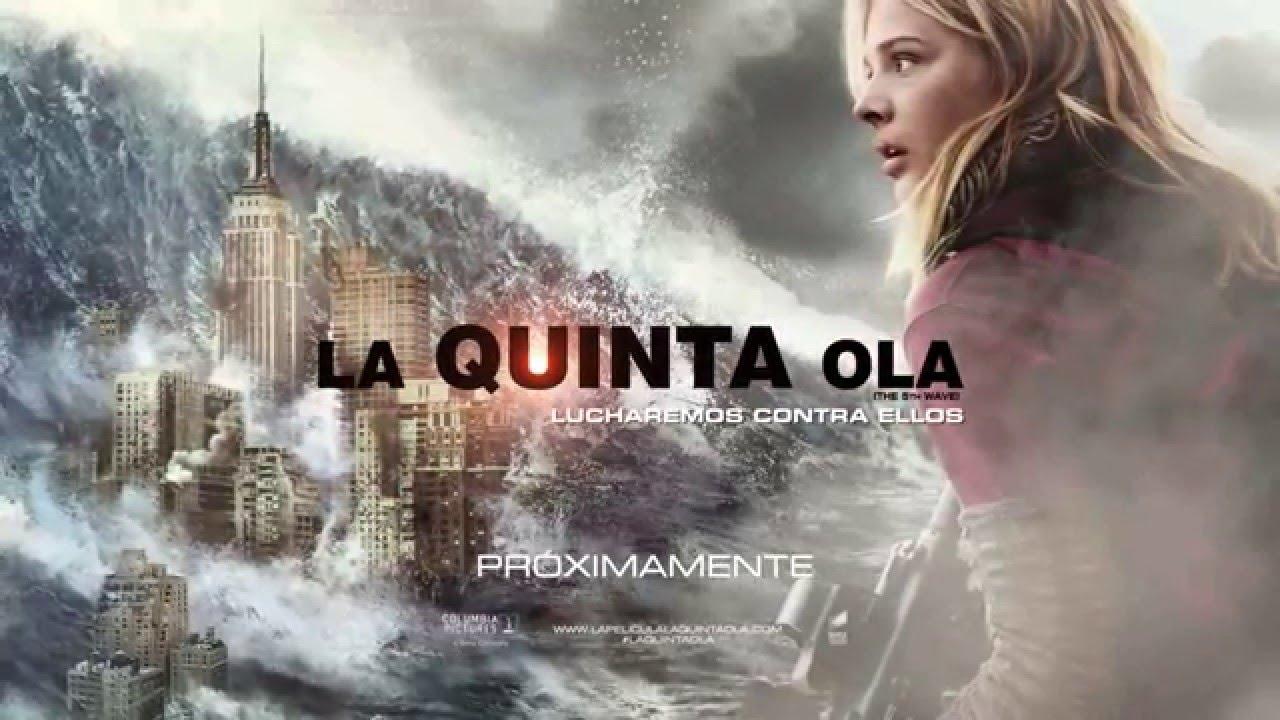 Descargar La quinta ola Castellano por MEGA.