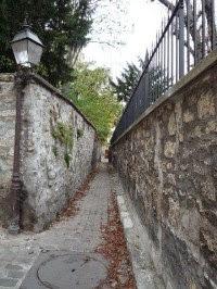 Visite guidée de l'ancien village de Passy