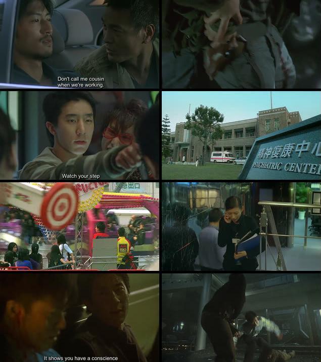 Invisible Target 2007 Dual Audio Hindi 480p BluRay 400mb