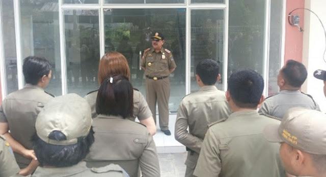 Diduga Tidak Ada Keadilan PNS di Kantor Pol PP Sulut
