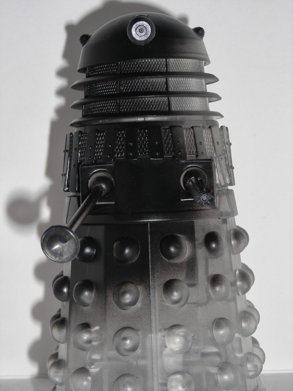 Invisible Dalek power!