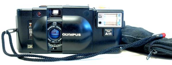 Olympus XA4 Macro 35mm Film Camera