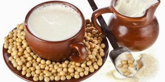 Ingin Kekal Muda ? Rajin-Rajinlah Mengkonsumsi Kacang Kedelai