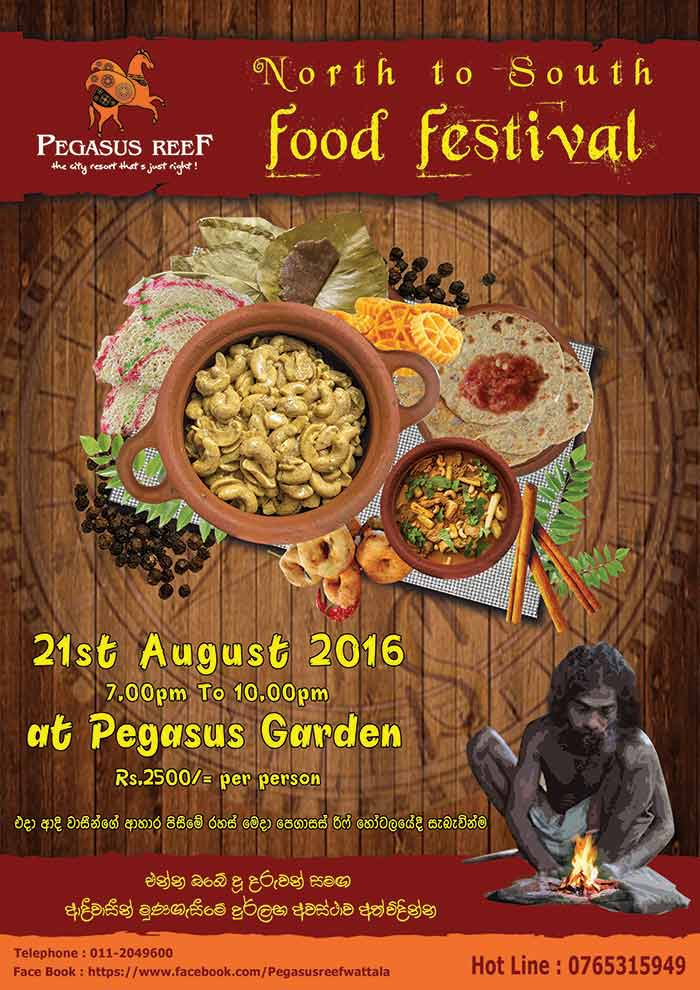 North to South food festival
