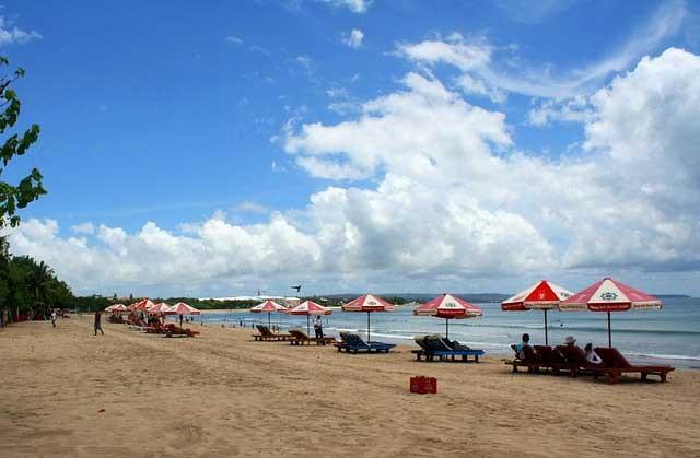 Pantai Kuta Bali, Tempat Menarik di Bali, Tempat Mesti dilawati di Pulau Bali Indonesia