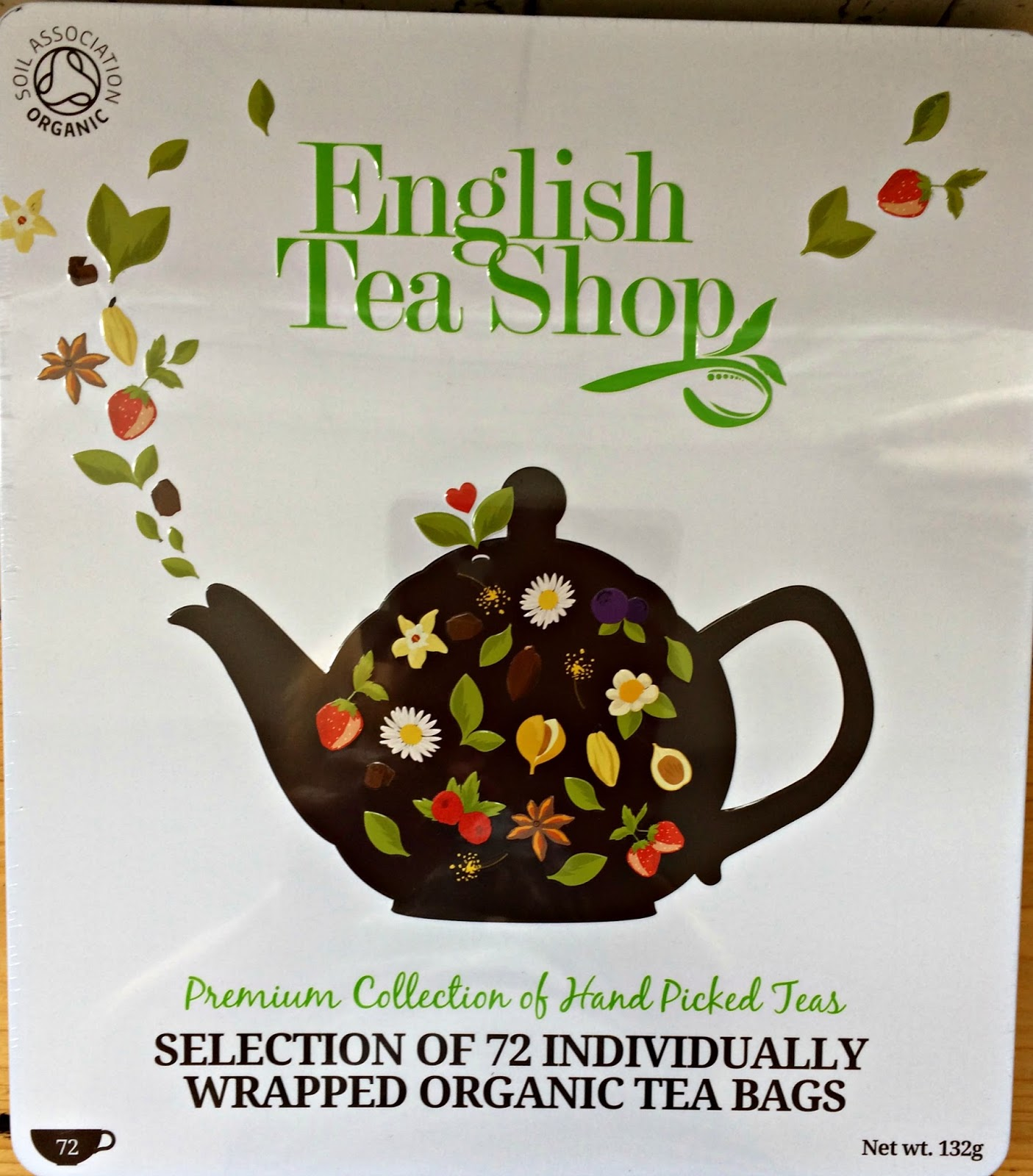 English Tea Shop Luxury Organic Tea Collection