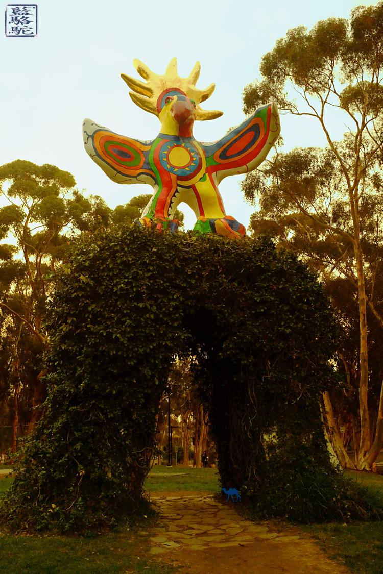 Le Chameau Bleu - UCSD - Voyage à San Diego en Californie Sun God