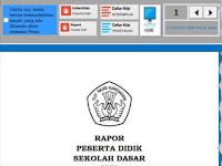 Aplikasi Raport Kurikulum 2013 SD Sesuai dengan Permendikbud No24 Tahun 2016
