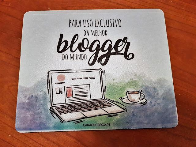 Para Uso Exclusivo da Melhor Blogger do Mundo