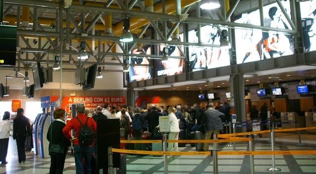 Aeroporto Americo Vespucci em Florença