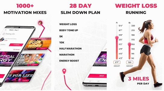 Weight Loss Running by Verv