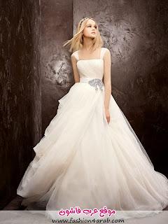 صور فساتين زفاف رائعة