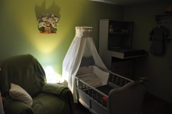 Idées déco chambre de bébé