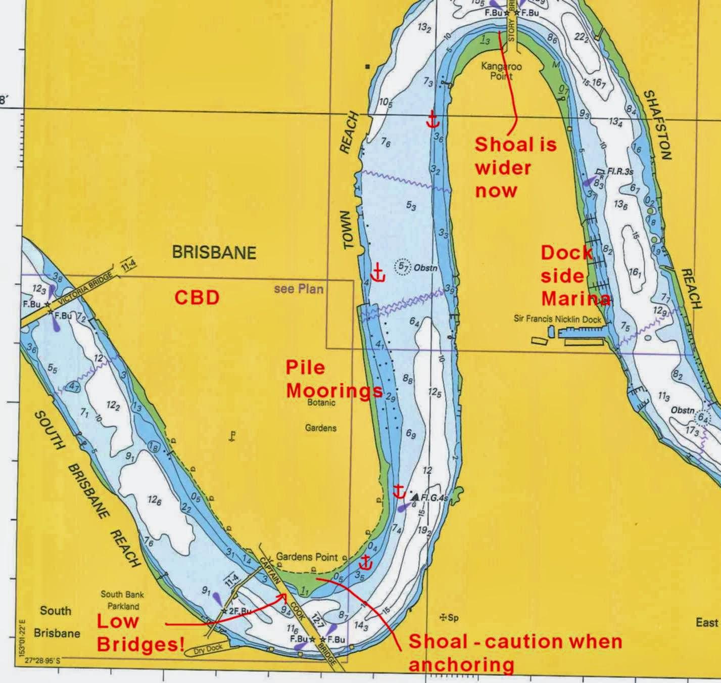Ceilydh Set Sail: A Cruiser's Guide to Brisbane