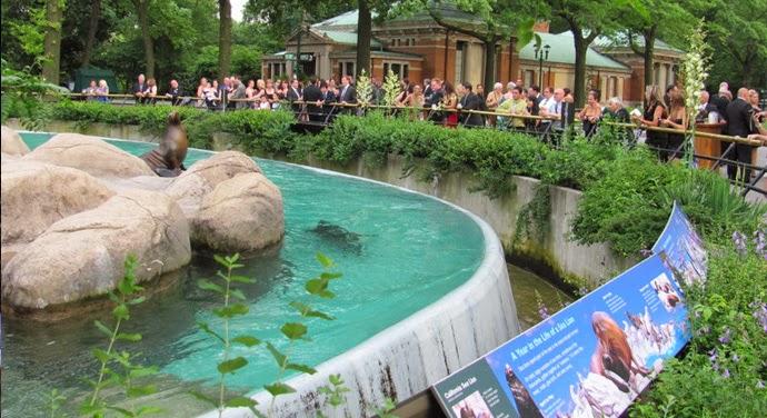 El zoológico del Bronx en Nueva York