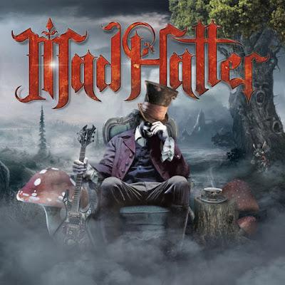 Ο ομώνυμος δίσκος των Mad Hatter